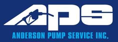 Sales Anderson Pump Service Inc
